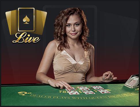 HD Live Three Card Poker