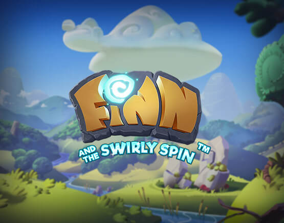 Finn Swirly Spin Slot