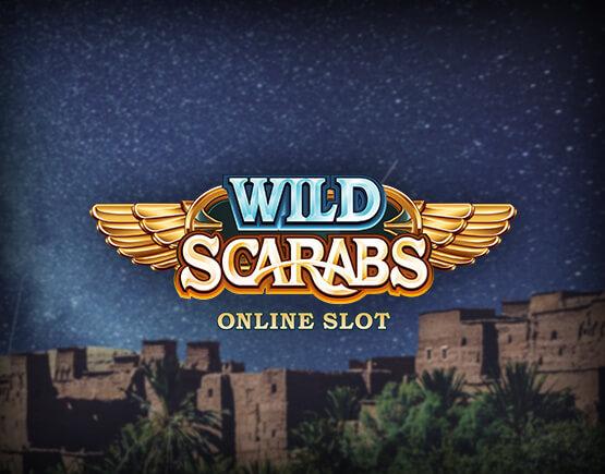 Wild Scarab Slot