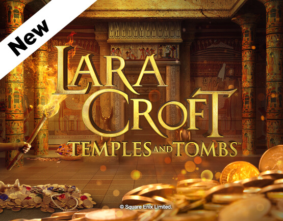 Laracroft Temple Tombs Slot