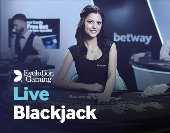 Evolution Live Blackjack
